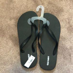 NWT Men's Flip Flops